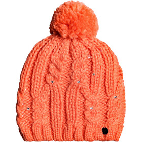 Roxy Shooting Star Gorro Mujer, living coral